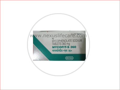 Mycofit-S Tablets